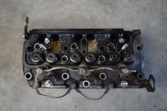 Cylinderhead Iseki E3CC, E3CE, E3CD, Massey Ferguson, Direct injection
