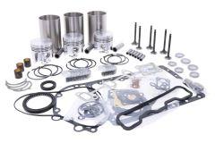Engine Overhaul kit Yanmar 3T72, YM169, YM180, YM186, YM187, YM1401, YM1410, YM1502, YM1510, John Deere 935