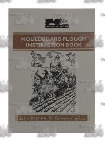 Booklet-mouldboard plough
