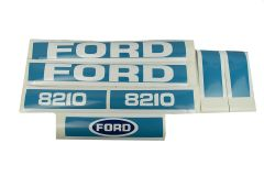 Decal Kit-Ford 8210