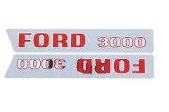 Decal Kit-Ford 3000